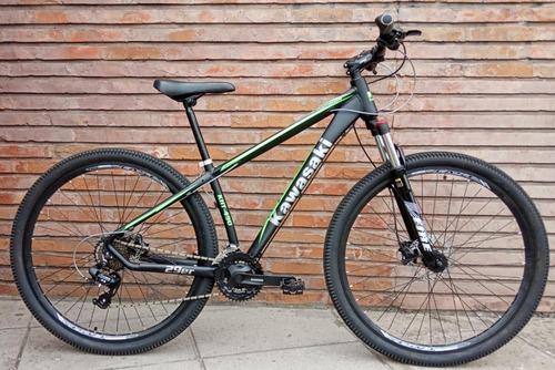 Bicicleta Mountain Kawasaki R 29 Aluminio Disco Hidraulico