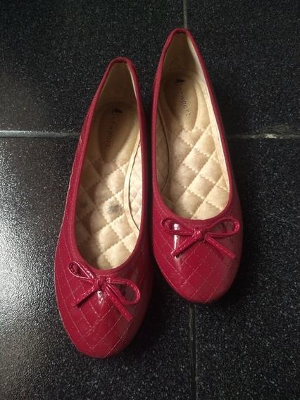 Zapato Nena Mujer Usa 7 Bailarina Chinela Chatitas Calzado
