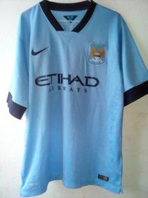 5c05561e0 Camisetas de Clubes Extranjeros Adultos Manchester City en Mercado ...