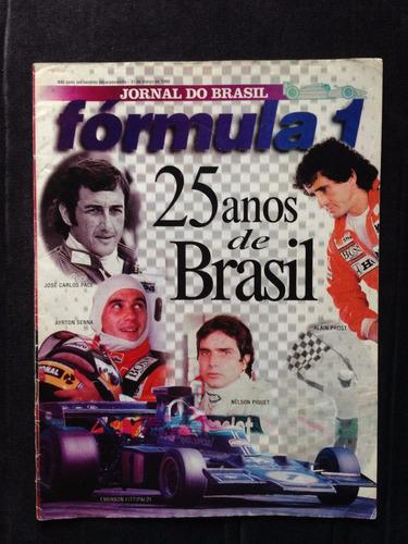 F1 - 25 Anos De Gp Brasil