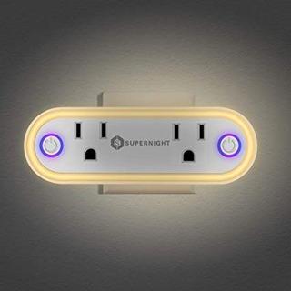 Mini Smart Plug Dual Trabaja Con Amazon Alexa Google Home