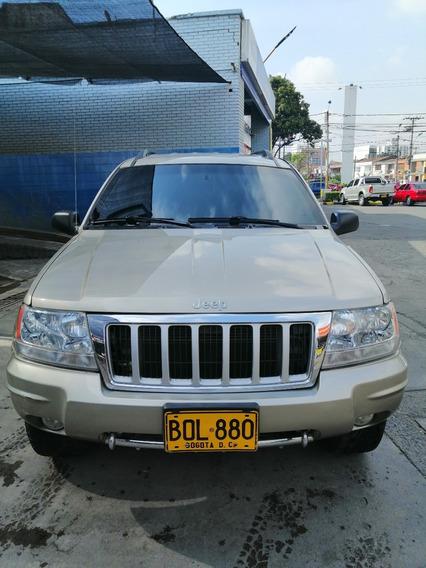 Jeep Grand Cherokee Como Nuevo Cali