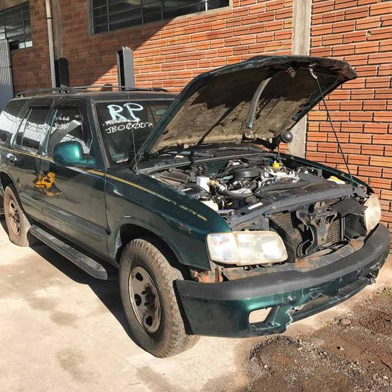 Chevrolet Blazer V6 4.3 Manual - Sucata Pra Retirar Peças