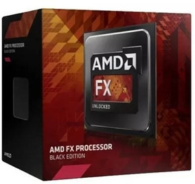 Processador Amd Fx 8370 4.3ghz Am3+ 6mb Black Edition