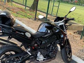 Bmw F 800r 2013 - Pouco Rodada - Moto De Garagem