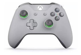 Controle Xbox One S Groober Cinza Microsoft