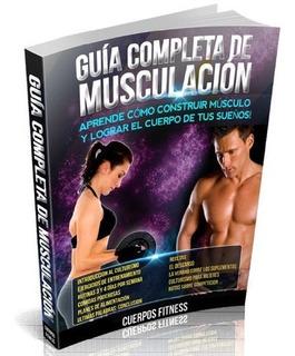 Instructivo Fitness Musculacion /libro Digital + Regalo