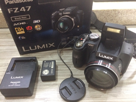 Maquina Fotográfica Panasonic Lumix Fz47