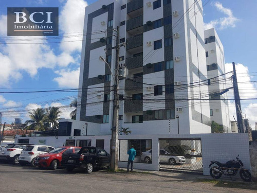 Apartamento Com 3 Dormitórios À Venda, 76 M² Por R$ 350.000,00 - Iputinga - Recife/pe - Ap10578