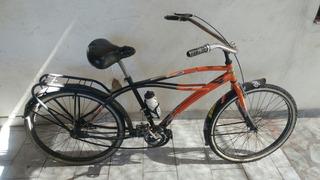Bicicleta Playera Estilo Chopera