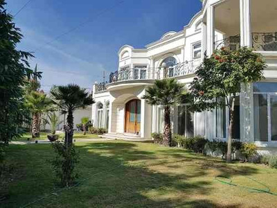 Residencia Amueblada, En Renta Ubicado En San Pedro Cholula