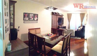 Apartamento Residencial À Venda Ou Locação, Centro, São Bernardo Do Campo. - Ap0274