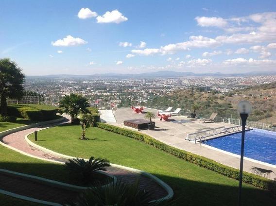 Departamento Amueblado En Renta, Querétaro, Altos Del Marques, Ejecutivo