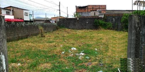 (ref: 4967)terreno De Esquina- Itanhaém/sp - Jd Laranjeiras