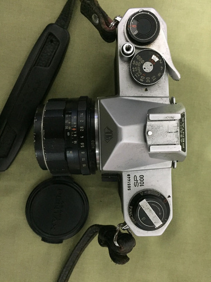 Câmera Asahi Pentax Sp1000