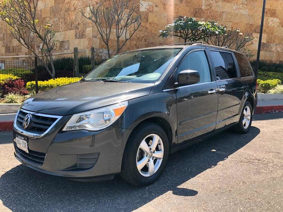 Volkswagen Routan 3.7 Exclusive At 2012