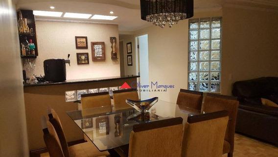 Apartamento À Venda, 93 M² Por R$ 685.000,00 - Vila São Francisco - São Paulo/sp - Ap6633