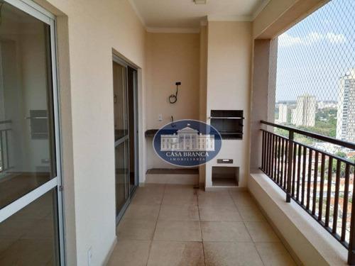 Apartamento Com 3 Dormitórios À Venda, 96 M² Por R$ 480.000,00 - Vila Bandeirantes - Araçatuba/sp - Ap0881