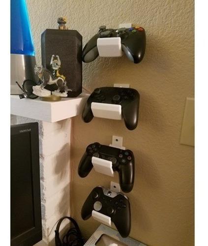 Soporte Pared Nintendo Switch Pro, Steam, Xbox One/360 Y Ps4