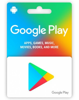 Gift Card Google Play R$75 Envio Digital