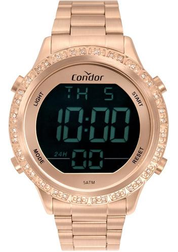 Relógio Condor Feminino Rosê Cobj3463ak 4j
