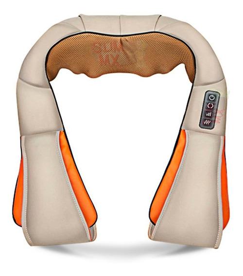 Masajeador Electrico Con Calor Cuello Espalda Hombro Cintura