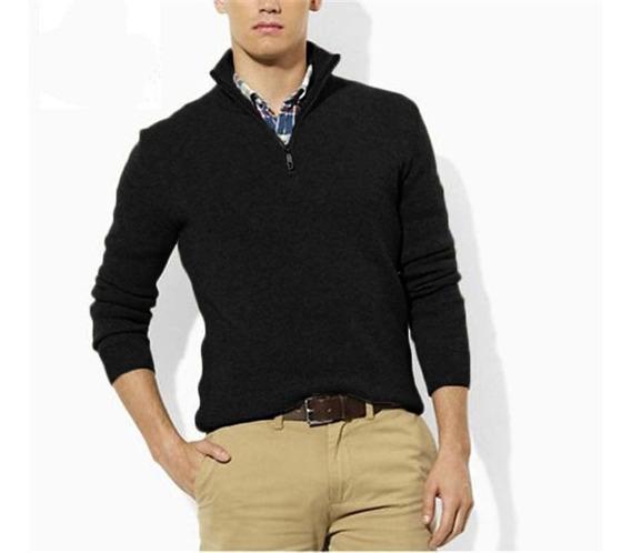 Buso Para Hombre Y Mujer Chaqueta Sweater Cuello Ropa Buzo