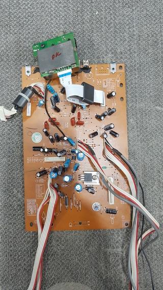 Placa Principal Áudio Tuner System Philips Fwt9200