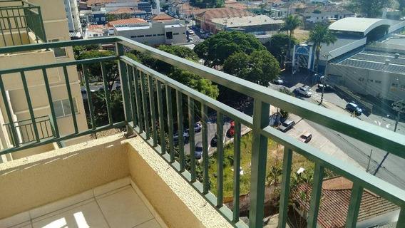 Apartamento Com 1 Dormitório Para Alugar, 47 M² Por R$ 980,00/mês - Centro - Indaiatuba/sp - Ap0428
