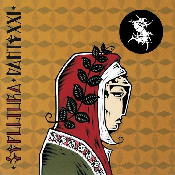 Sepultura - Dante Xxi (cd Lacrado - Edição Digipack)