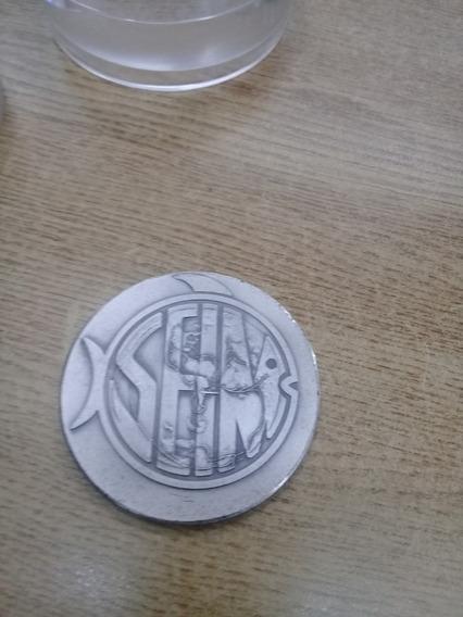 Medalla De Intereses Marítimos
