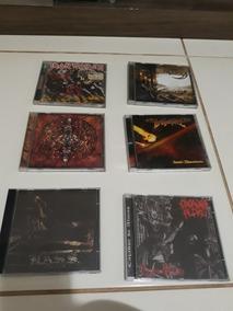 Cds Heavy Black Death Trash Metal