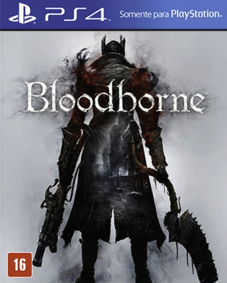 Bloodborne Ps4 Audio Em Portugues