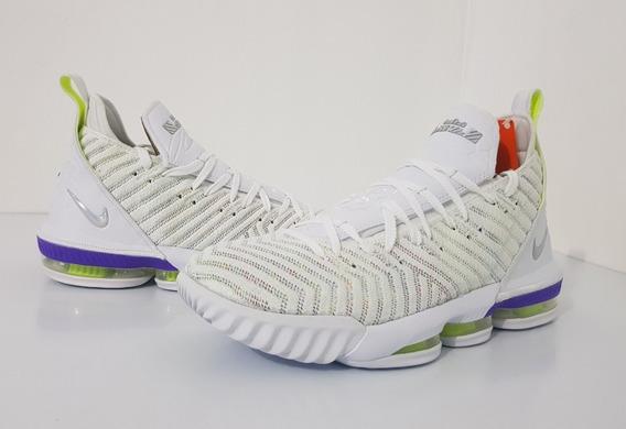Tênis Nike Lebron Xvi buzz Lightyear - 46