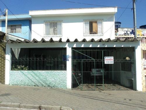 Sobrado Residencial À Venda, Vila Industrial, São Paulo. - So0045