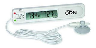 Alarma Audio/visual Para Refrigerador/congelador