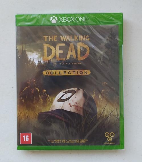 The Walking Dead Collection Disco Físico Xbox Legendado Pt