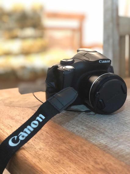 Camera Canon Sx40 Hs