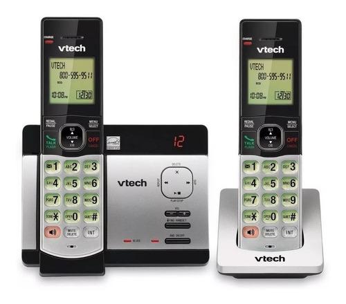 Teléfono Inalámbrico Doble Contestador Vtech Cs5119-2