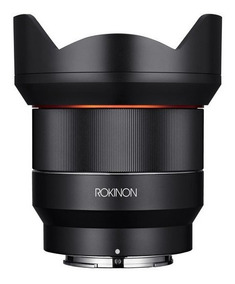 Lente Rokinon Af 14mm F/2.8 Fe Sony E