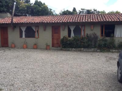 Casa Cabaña,2alcobas,jardines,campo18mints De Bogota ,