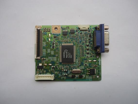 Placa Sinal Monitor Samsung 733nw Bn94-02415v - Original