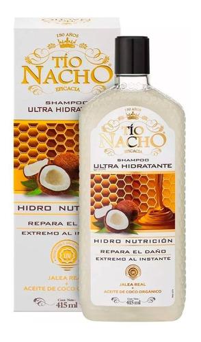 Tio Nacho Champú Coco Ultrahidratante 415 Ml.