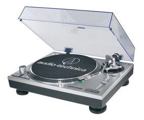 Toca Discos Audio Technica At-lp 120 Usb/novo Na Caixa/promo
