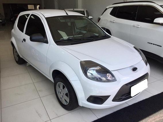 Ford Ka Branco 1.0 Mpi 2012
