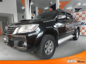 Toyota Hilux Cd 4x4 Srv 3.0