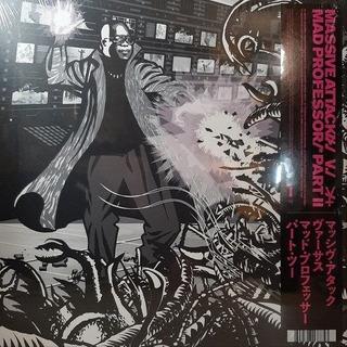 Massive Attack V Mad Professor Part Ii Vinilo Nuevo Env Grat