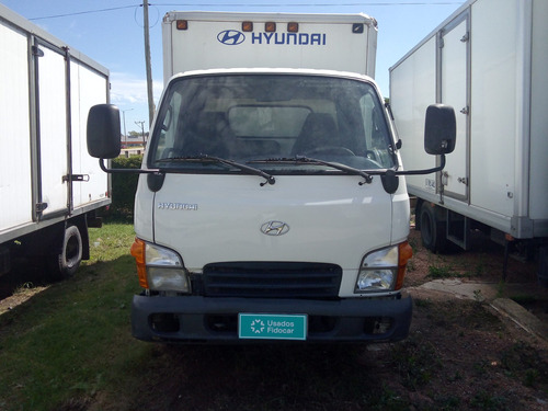 Camion Hyundai Hd45 Furgón, Buen Estado, Oportunidad