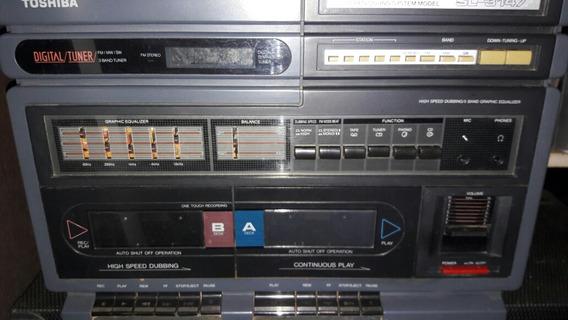 Aparelho De Som Toshiba Anos 80 Vendo Barato