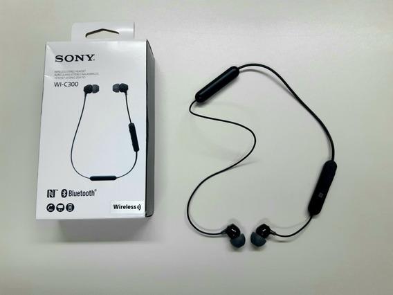 Fone Bluetooth Sony Wi-c300